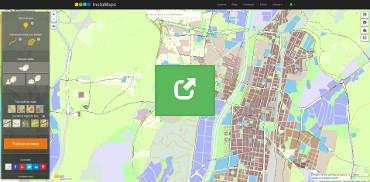 Mapa Urbanístic De Catalunya.Comissio De Coordinacio Cartografica De Catalunya